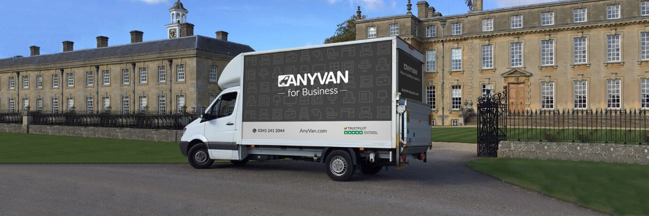 AnyVan for business